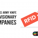 RFID: A Swiss Army Knife for Visionary Companies
