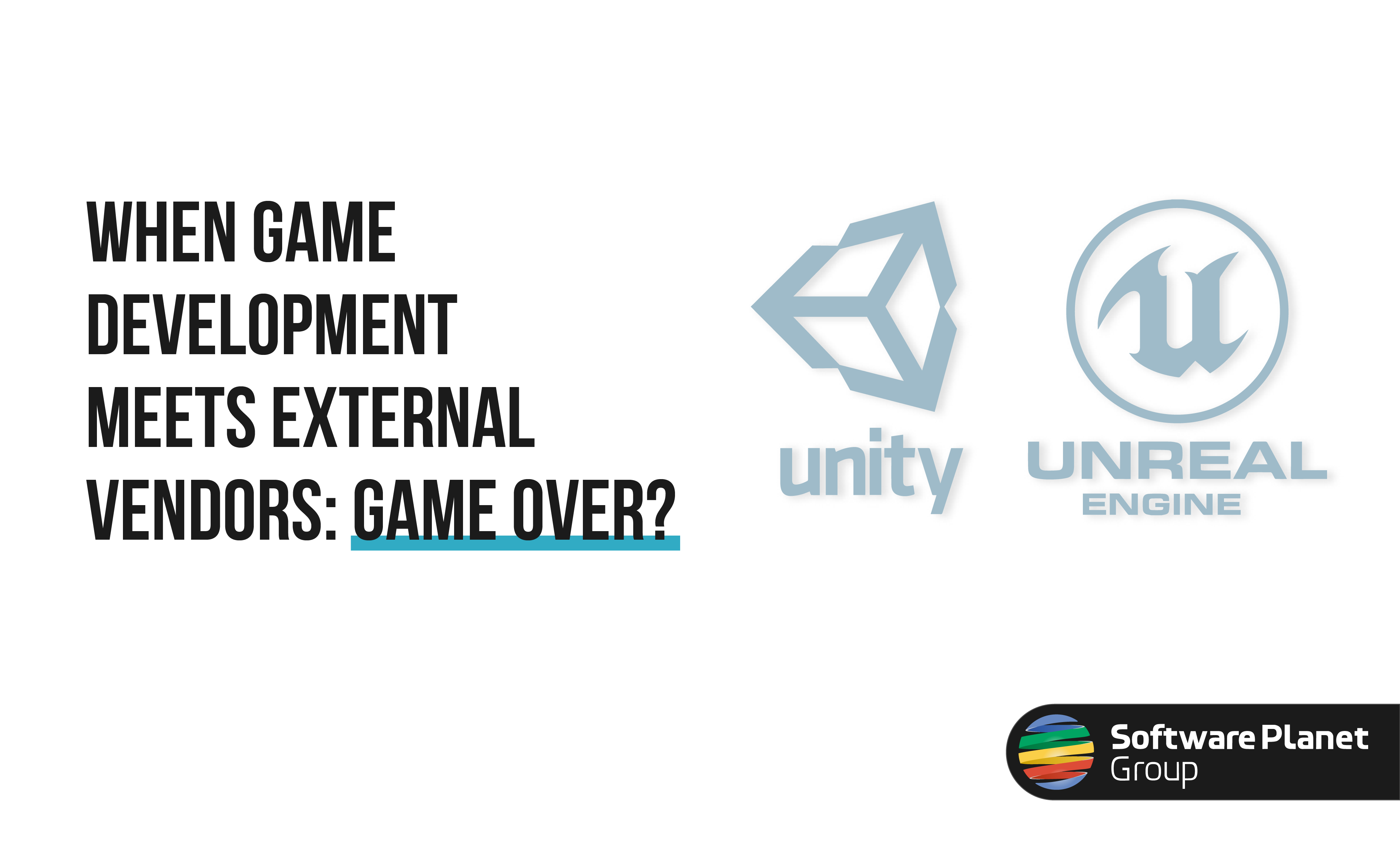 When Game Development Meets External Vendors: Game Over